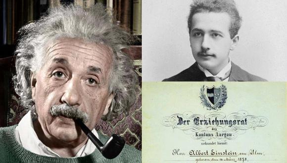 Certificado Albert Einstein