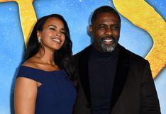 Esposa de Idris Elba dio positivo para coronavirus, pero no presenta síntomas