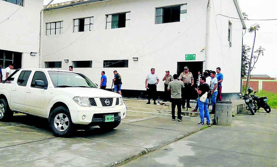 Sammy Barrientos se pone a derecho con la justicia tras apuñalar a su pareja en Corrales