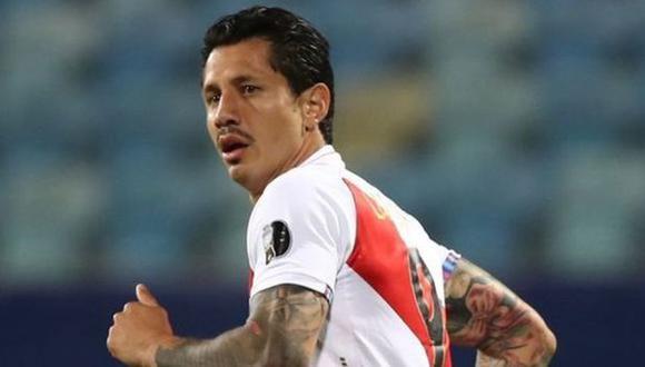 Gianluca Lapadula anotó tres goles en la Copa América 2021. (Foto: Jesús Saucedo / GEC)