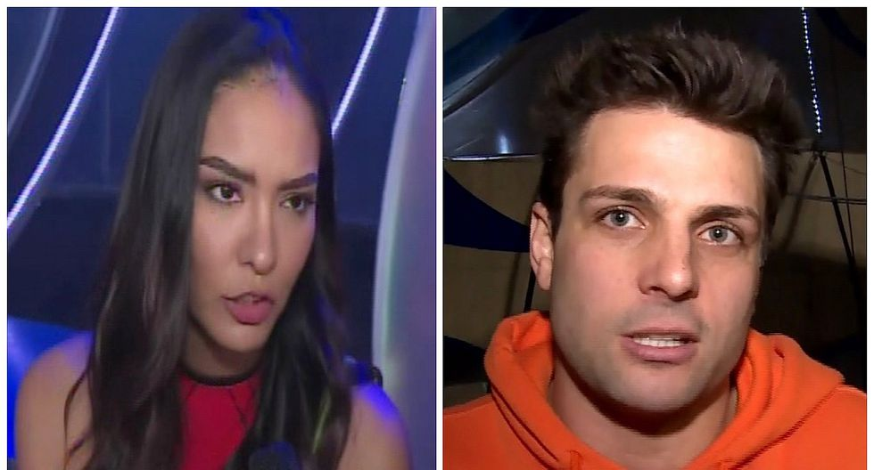 Romina Lozano confirma que terminó su relación con Nicola Porcella y revela el motivo (VIDEO)