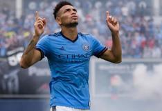 Alexander Callens seguirá siendo de New York City por todo el 2021