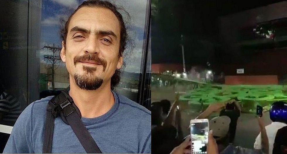Nicaragua: Cineasta muere cuando filmaba protesta (VIDEO)
