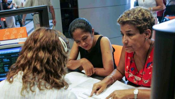 Presenta tu solicitud de retiro de AFP de manera remota hasta el 24 de agosto. (Foto: Andina)
