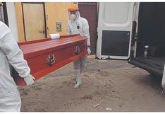 Cifra de hospitalizados y muertos bajó en mayo en la región Áncash