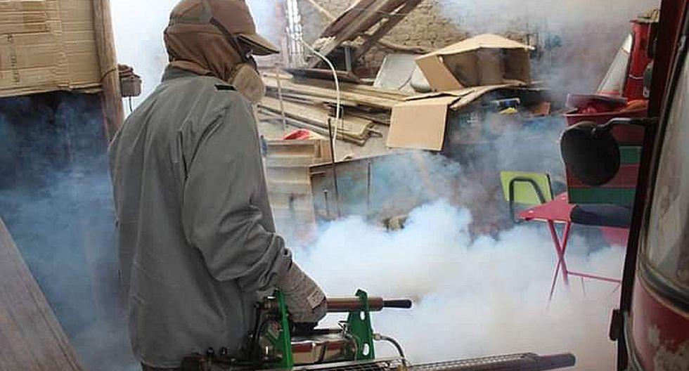 Ica: Más de 4 mil iqueños están con el dengue