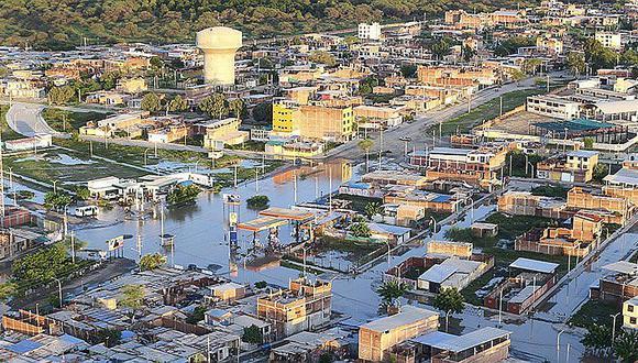"""CIP: """"Drenaje pluvial debería considerar evacuación de aguas por gravedad"""""""