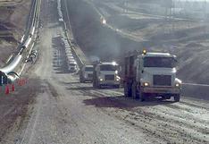 Suspenden paro en el Corredor Minero, pero exigen rectificación de Guido Bellido en Cusco (FOTOS)