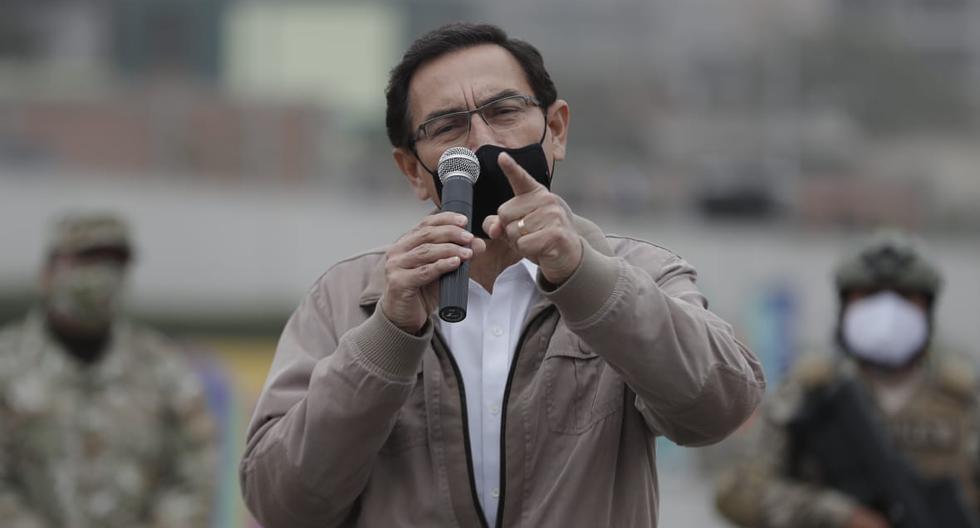 El 79% de peruanos cree que el presidente Vizcarra debe seguir en el cargo, según Ipsos