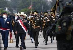 Bicentenario de la Independencia: así se desarrolló la Gran Parada Militar con la presencia de solo 60 invitados (FOTOS)