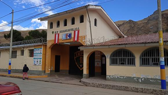 Establecimiento Penitenciario de Huancavelica.