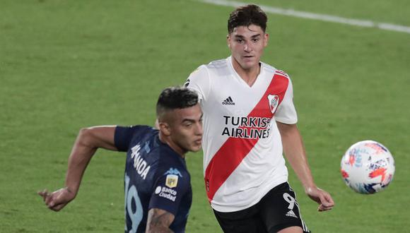 River Plate vs. Colón se miden en la jornada 9 de la Copa de la Liga. (Foto: AFP)