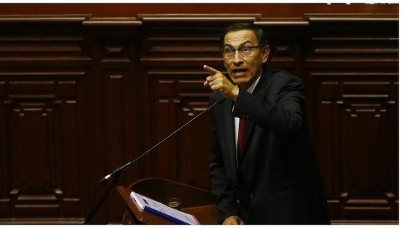 Martín Vizcarra no convence tras interpelación y se vislumbra su censura (VIDEO)