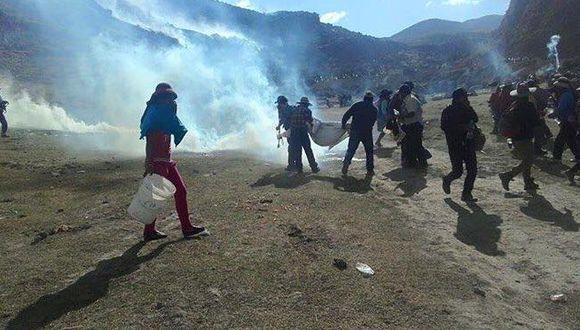 Gobierno asegura que a pesar de protestas Las Bambas va sí o sí