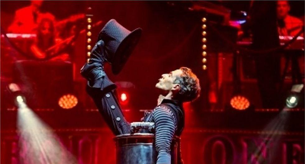 Gran Circo de Rusia presenta su espectáculo inspirado en los clásicos del rock