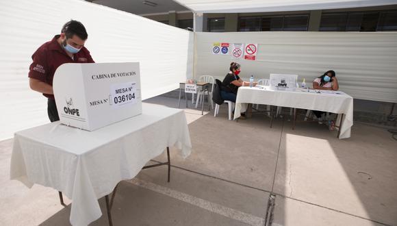 La Oficina Nacional de Procesos Electorales (ONPE)  ha venido realizando avances sobre el conteo de votos de las Elecciones 2021. (Foto: Archivo /GEC)