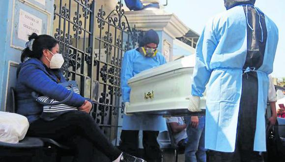 En lo que va del 2021 han perdido la vida 1,297 personas a causa del letal coronavirus. Personal de salud indica que es porque la comorbilidad que presentan antes de los 60 años.