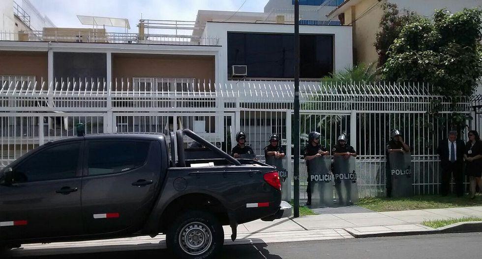 SUNAT y Fiscalía intervienen oficina de Mossack Fonseca vinculada a Panamá Leaks
