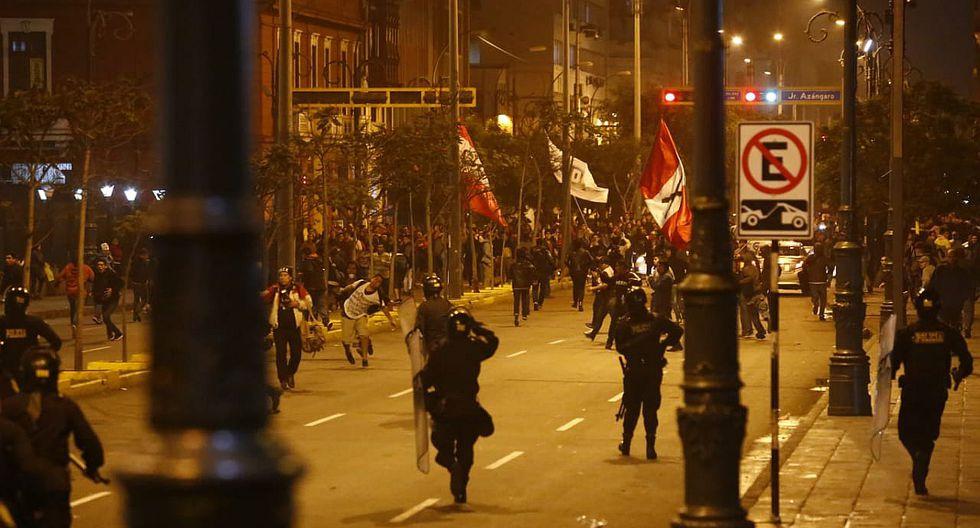 Marcha contra la corrupción: Así se desarrolló la protesta por la crisis en sistema judicial (FOTOS)
