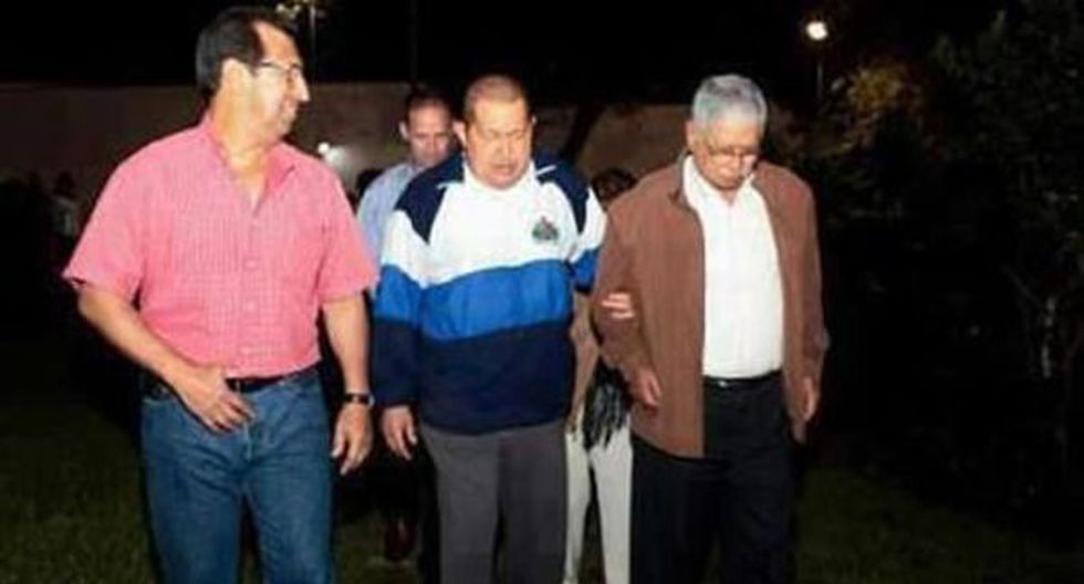 Foto de Hugo Chávez saldrá cuando sea necesario