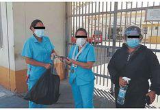 218 enfermeras se han contagiado de coronavirus en Piura