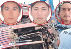 Tres personas fallecen en dos accidentes en Piura