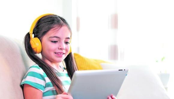 Otro punto positivo de los audiocuentos es que demanda concentración de los chicos para que escuchen y entiendan las historias.