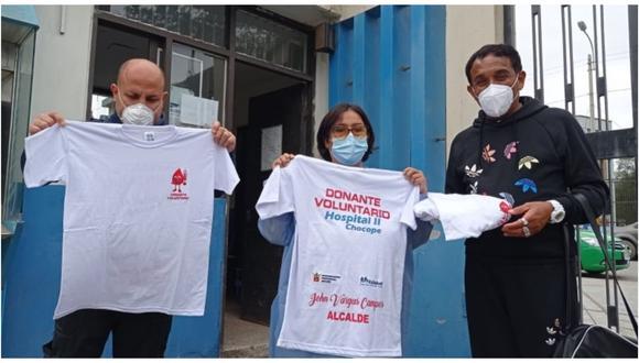 """""""Yo me sumo a salvar vidas"""" es la cruzada que se realiza en la provincia ascopana en medio de la emergencia sanitaria."""