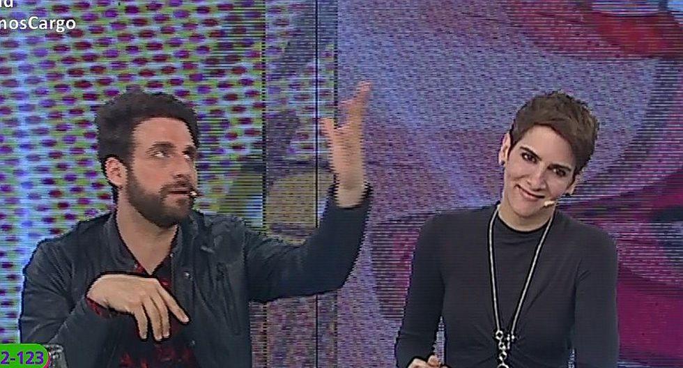 'Peluchín' se burla del cine peruano con este comentario en vivo (VIDEO)