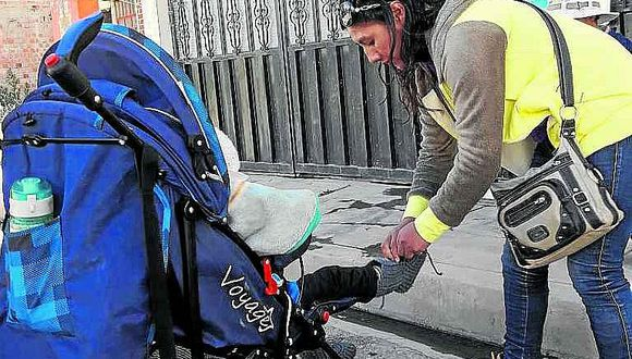 Menor lesionado en Cuna Más se recupera