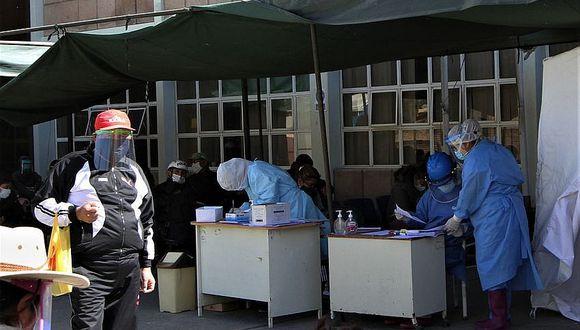 622 efectivos de la IX Macro Región Policial Arequipa se reincorporaron