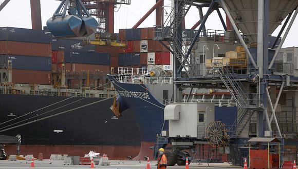 Antonio Morales, de la CCL, afirmó que los sobrecostos en las exportaciones del transporte marítimo de mercancías va más allá de la pandemia, al ser un problema que se viene arrastrando por años.  (Foto: GEC)