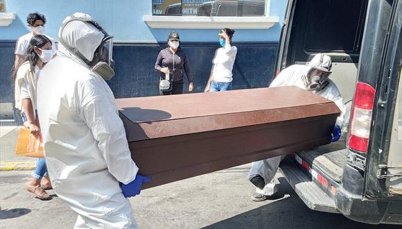 Las víctimas mortales se registraron en las provincias de Chepén, Pacasmayo y Trujillo. La cifra de infectados alcanza los 66,449.