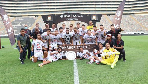¡Histórico! Ayacucho FC ganó la Liga 1 en su segunda fase