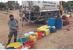 Se agudiza el problema de la falta de agua en la región Tumbes