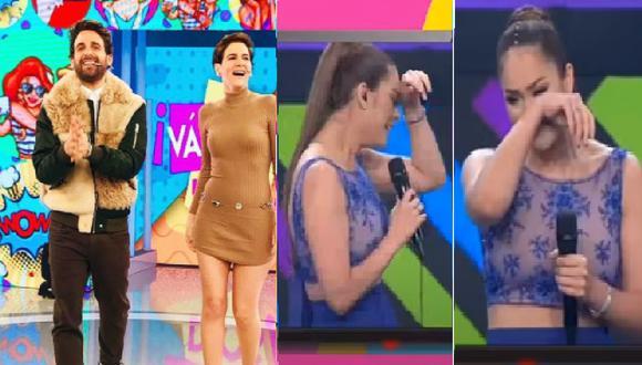 Rodrigo González fue el más incisivo y aseguró que las lágrimas de Karen Schwarz serían parte de un show. (Captura: Willlax TV - Latina TV)