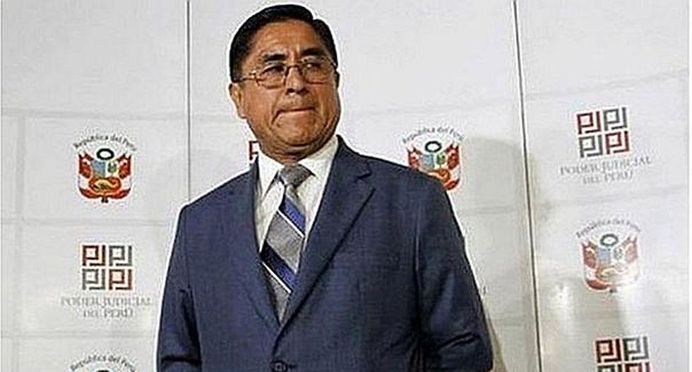 Sala ordena que recurso de tutela de derechos de Hinostroza lo revise otro juez