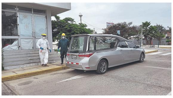Gobierno Regional de Áncash alista la compra de más camas UCI y plantas de oxígeno ante el riesgo de una tercera ola de contagios del coronavirus.