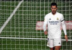 """No me preocupa a largo plazo"": Roberto Martínez no le da importancia a la lesión de Eden Hazard"