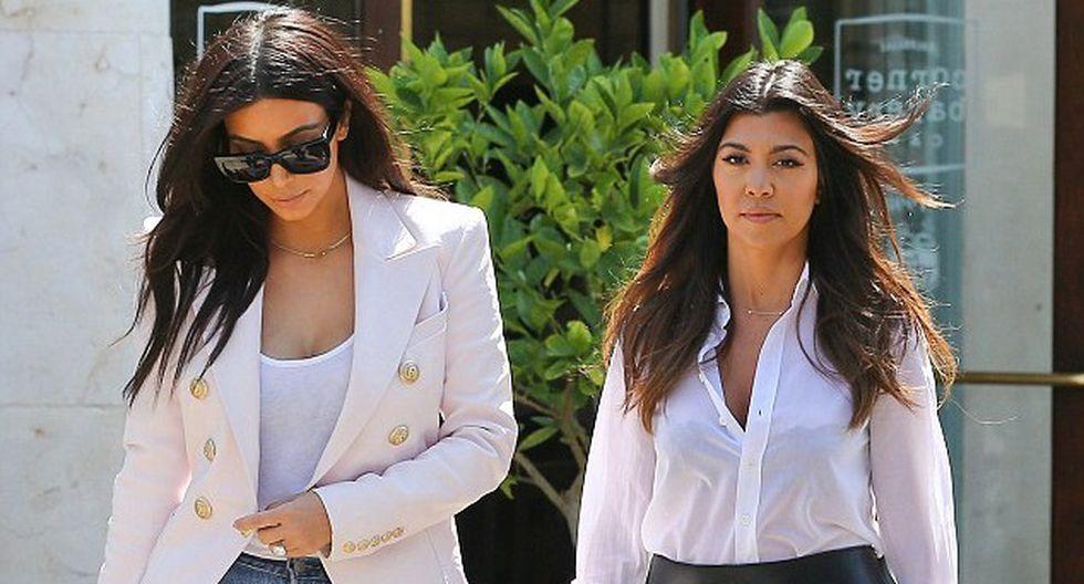 Kim Kardashian muestra las piernas y pasea en Los Angeles (FOTOS)