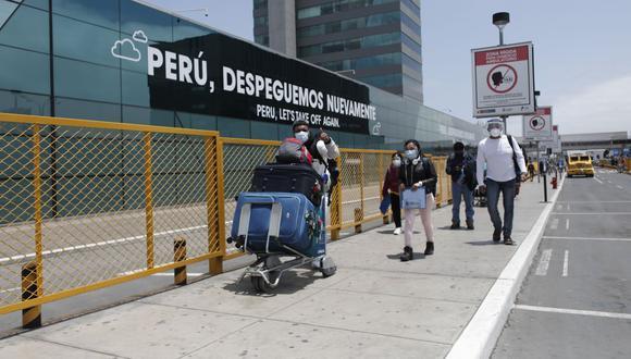 Medida se mantienen ante el avance de la pandemia en el mundo, y en medio de una segunda ola del nuevo coronavirus que afronta el Perú. (Foto: GEC)