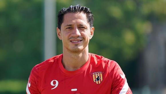 El DT de Benevento destacó el trabajo de Gianluca Lapadula. (Foto: Benevento)