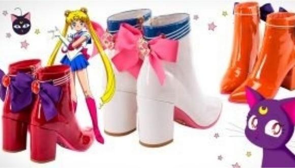 Conoce la nueva colección de Sailor Moon que debes tener como regalo de Navidad