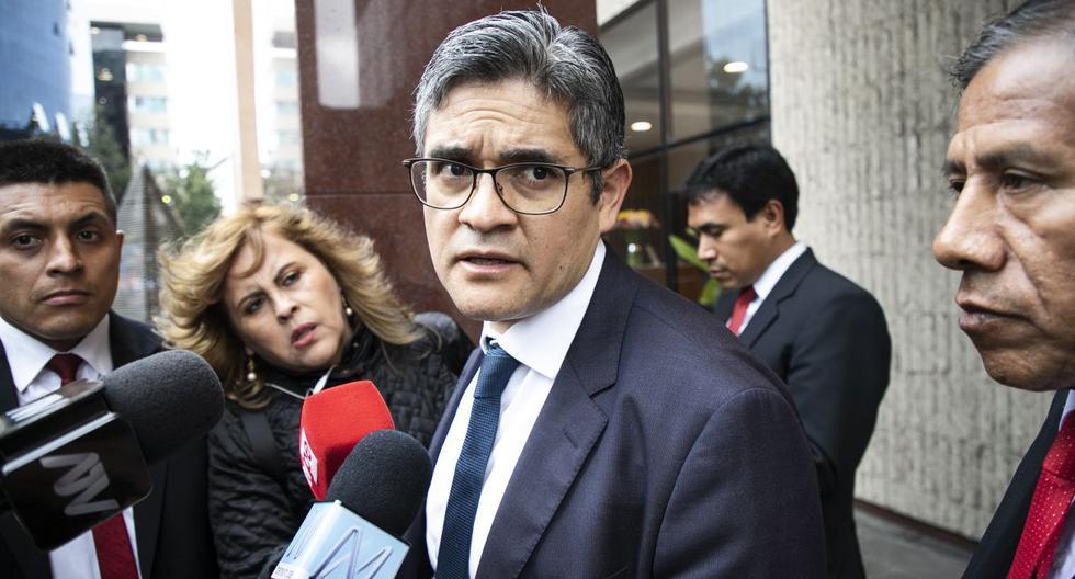 José Domingo Pérez niega conocer a la concuñada de Martín Vizcarra tras afirmación de Karem Roca en audio
