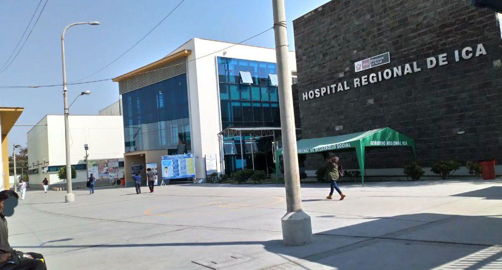Ica: Contraloría detecta deficiencias en tres hospitales de Ica que ponen en riesgo la atención de pacientes COVID-19 y profesionales de la Salud.