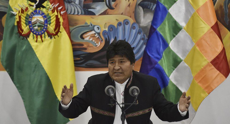 Bolivia: Evo Morales es virtual ganador en primera vuelta