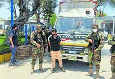 Chofer de furgón es enviado 9 meses de prisión preventiva en Piura