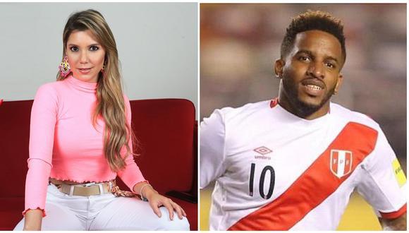 Alexandra Horler defiende a Jefferson Farfán tras ola de críticas por su regreso a Perú.