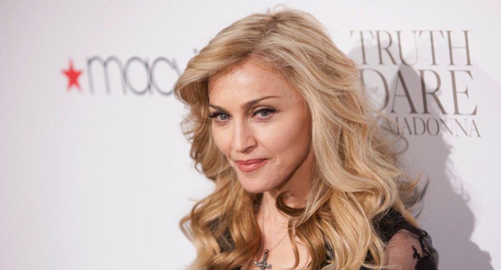 Madonna es la artista mejor pagada del mundo, según Forbes