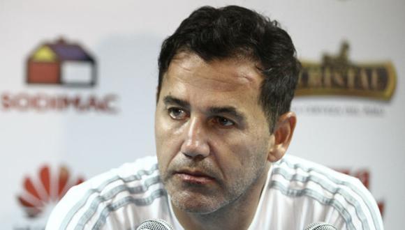"""Daniel Ahmed: """"Ricardo Gareca tiene todo nuestro apoyo"""""""